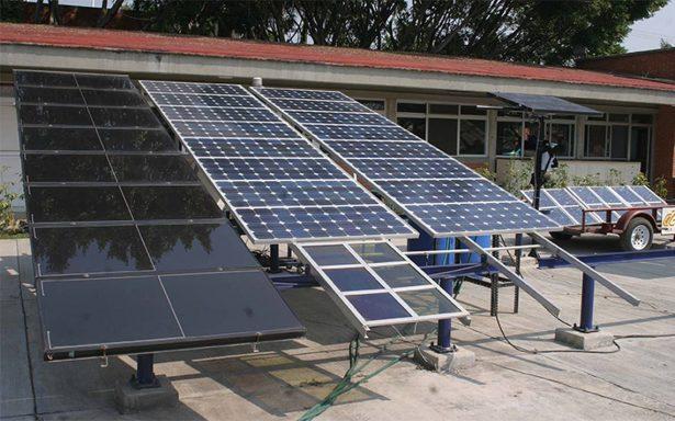 Países ven a México como líder generador de energía solar