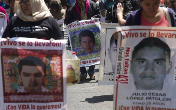 Se deben dar sanciones ejemplares en caso Ayotzinapa: CIDH