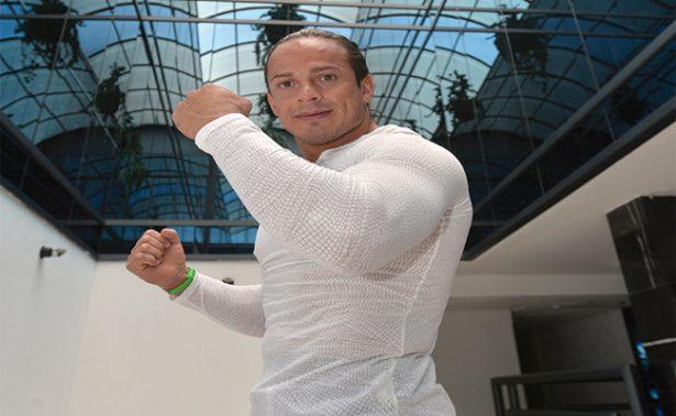 Volador Jr. en ascenso; campeón universal 2017 del CMLL
