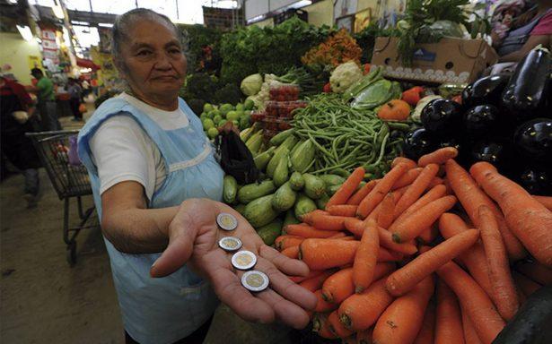 La inflación en 2017 se eleva a 6.77%, la más alta en 17 años