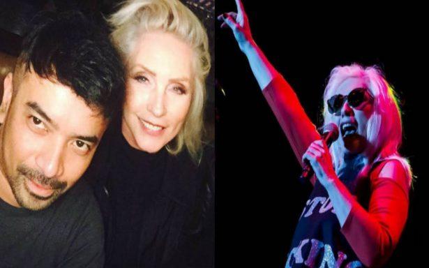 """Dejen de joder al planeta"", Blondie protesta en pasarela"