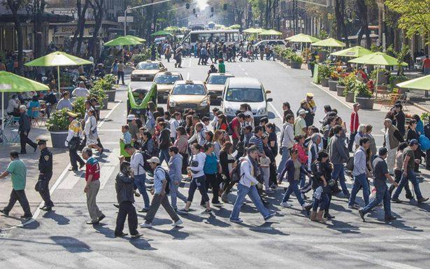 Mancera presenta su Nuevo modelo de Movilidad para la capital