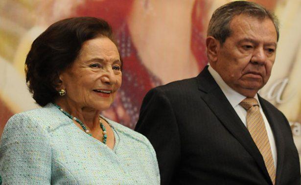 Ifigenia Martínez  y Porfirio Muñoz Ledo, llaman a las fuerzas progresistas