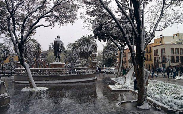¡Que frío! Piden declaratoria de emergencia para 36 municipios en Zacatecas