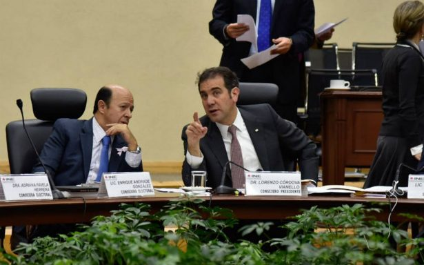 Fiscal electoral debe de tener prestigio probado: Lorenzo Córdova