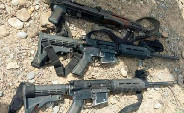 Enfrentamiento en San Dimas, Durango deja 10 muertos