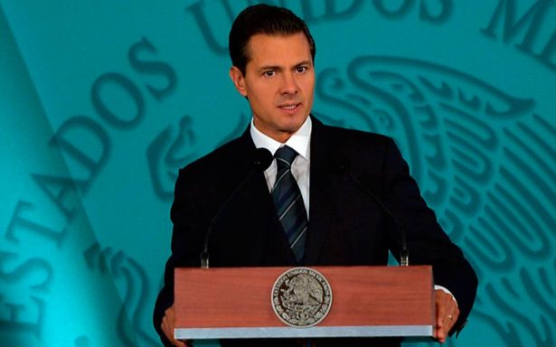 Enrique Peña Nieto activa PlanMx tras sismo de 7.1