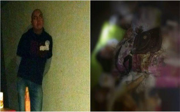 Horror en Tecámac. Expolicía mató, descuartizó y quemó a su mujer e hijas