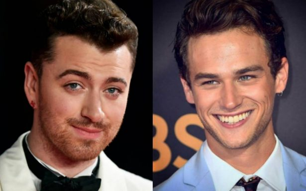 "Sam Smith y actor de ""13 Reasons Why"" inician nuevo romance"