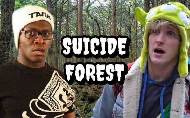 Youtuber escandaliza por difundir video de un suicidio en Japón