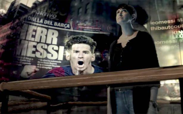 Parque de diversiones de Messi: un viaje futbolístico como nunca antes visto