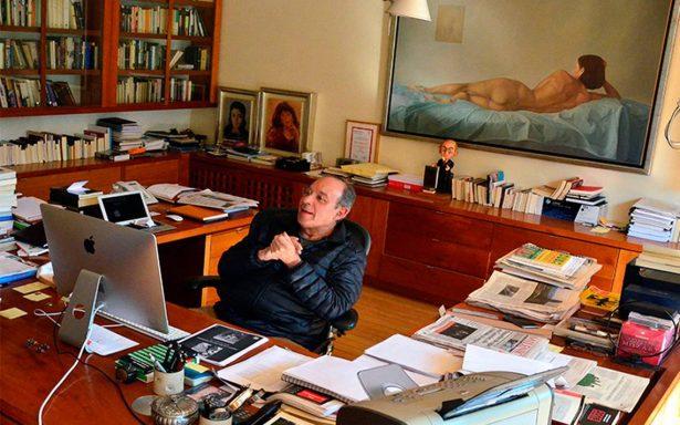 México está en un proceso descivilizatorio: Héctor Aguilar Camín