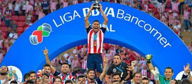 Chivas el gran campeón de la Liga MX 2017