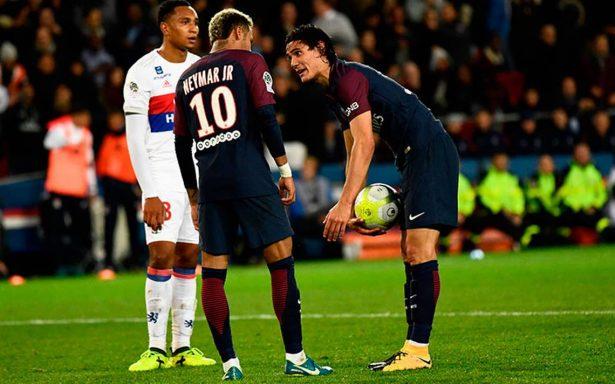 ¡Vestidor roto en PSG! Neymar y Cavani, a punto de llegar a los golpes