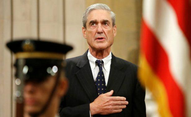 Trump no despedirá a Robert Mueller quien investiga injerencia rusa en EU