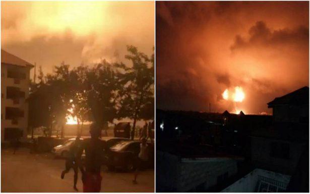 Explosión en gasolinera de Ghana deja seis muertos y 130 heridos
