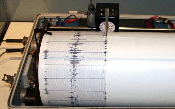 Se reporta sismo de  2.6  grados en la CDMX