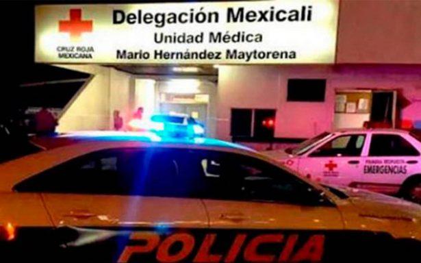 Acribillan a menor de edad desde un auto en Mexicali
