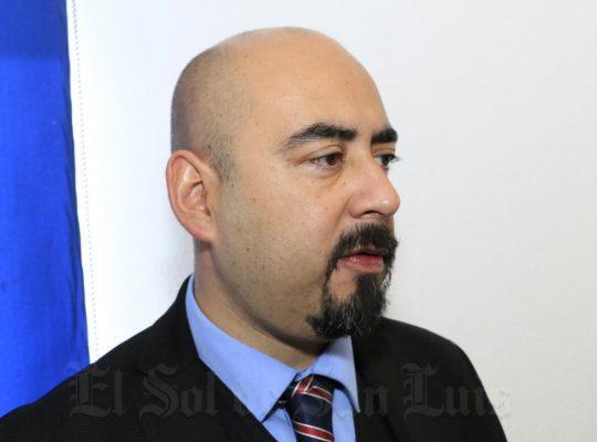 Toma protesta Ernesto Jesús Barajas como secretario general del Ayuntamiento de SLP
