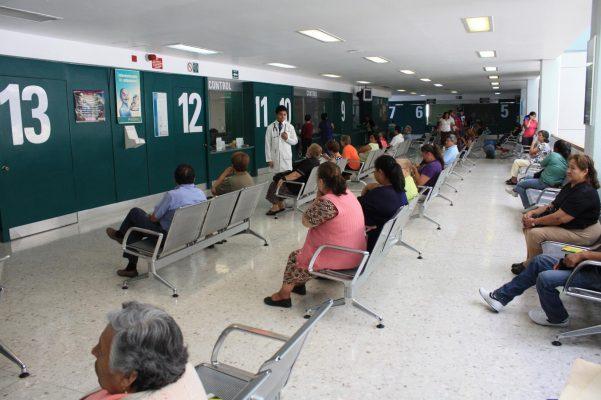 Crece la demanda de atención medica en tres municipios de la región