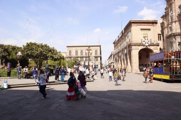 Es necesario arreglar calles del Centro Histórico