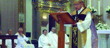 En la Basílica de Guadalupe, Monseñor Szymanski dio gracias a Dios por 95 años de fructífera vida