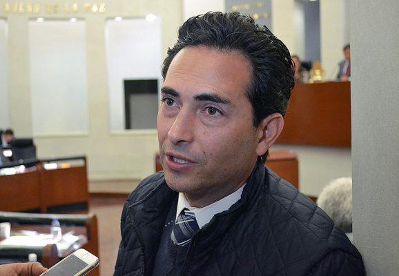 Diputados no apoyarán aumento al ISN: Manuel Barrera