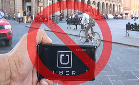 Uber opera fuera de la ley, advierte SCT