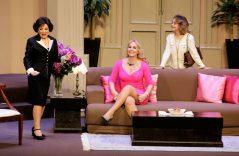 """Se presento obra """"Mujeres de Cenizas"""" en Teatro de la Paz de SLP"""