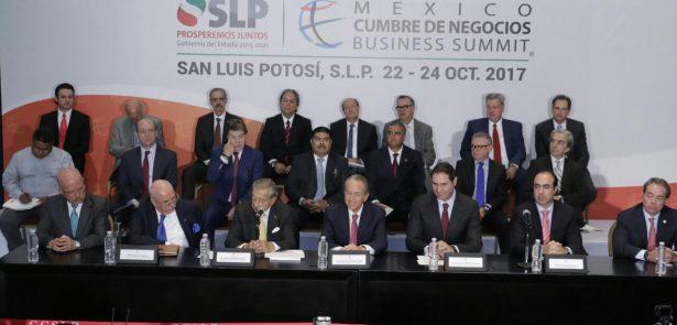 Cumbre de Negocios reunirá a 300 empresarios del mundo