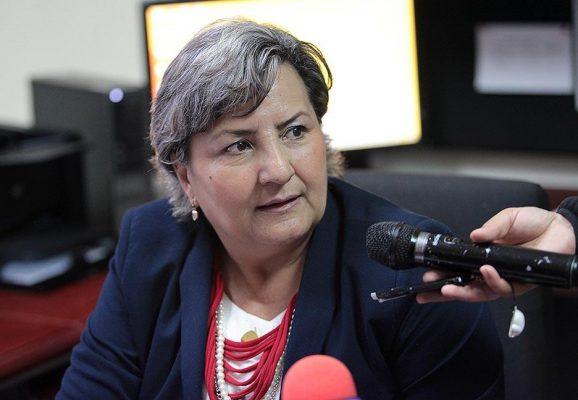 Rechaza diputada Terán atentar con libertad de expresión