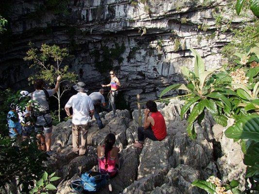 Apostar por turismo ecológico, pide Salazar Torres