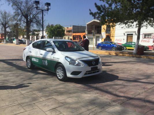 Cada vez circulan más taxis con mejor imagen y mayor seguridad