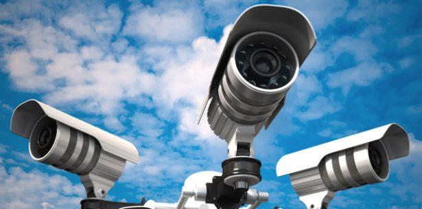 Mayoría de cámaras de videovigilancia, averiadas