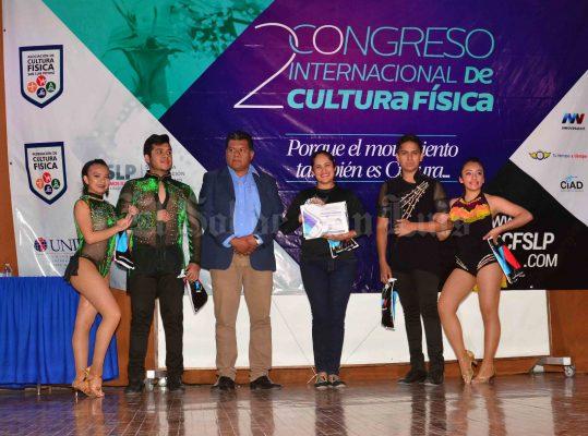 Inició el 2do. Congreso Internacional de Cultura Física y Deporte