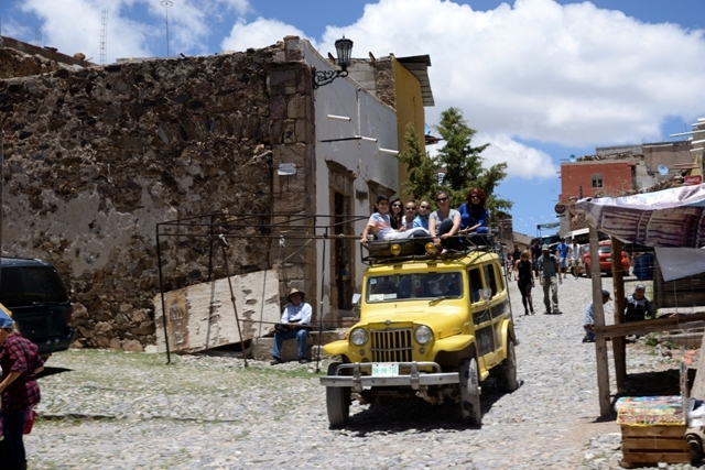 Turismo de aventura en la Huasteca Potosina