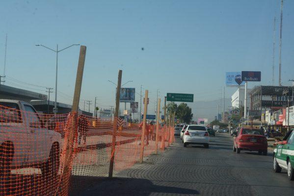 Obras en Salvador Nava con fundamento en estudios de ingeniería vial: Navarro