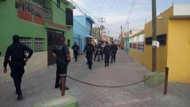 Operativos de vigilancia Metropolitanos se mantienen