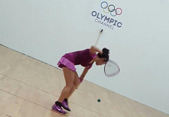Paola Longoria confía en que el raquetbol sea deporte olímpico