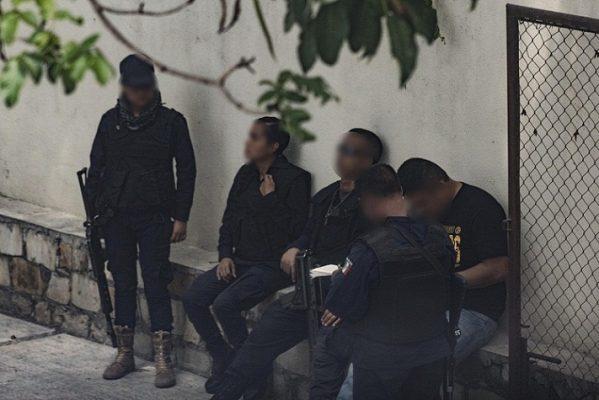 Se gastó el gobierno 1 millón 816 mil pesos en uniformes policiacos