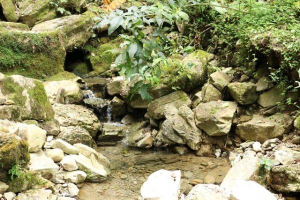 Obra hidráulica de Xilitla observada por la ASE al no ser terminada