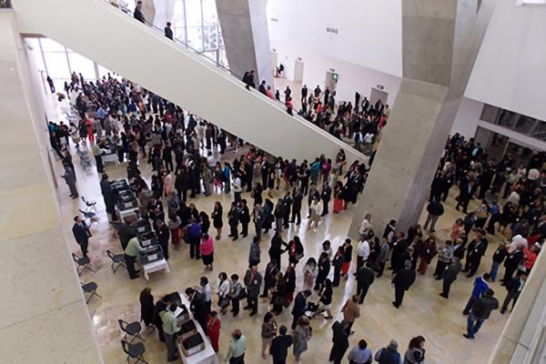 160 expositores del sector automotriz participan en la Expo partes del Tec de Monterrey