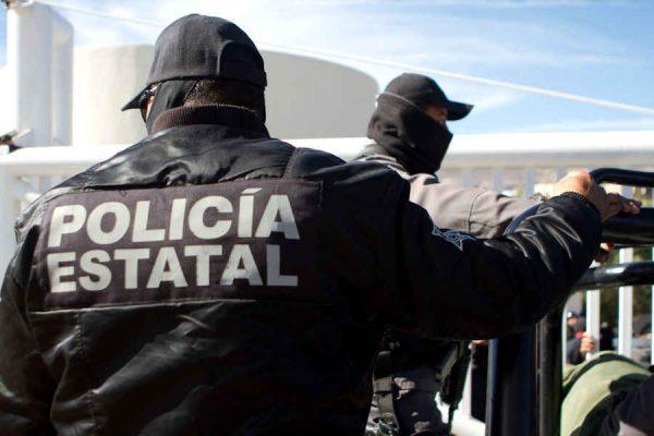 Recibieron bono de riesgo operativo 2 mil 669 policías estatales