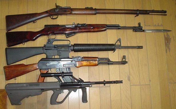 Descubre SSPE taller de armas clandestino