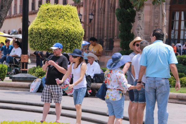 Este año han visitado SLP más turistas que en 2016