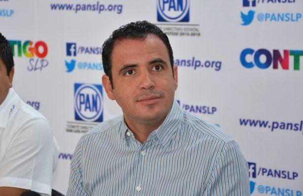 Inseguridad, el problema principal en SLP: PAN
