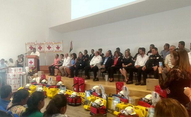 San Luis Potosí sera sede de quincuagésima convención nacional de Cruz Roja Mexicana