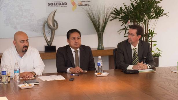 Nombra el cabildo a Raymundo González, Enlace para la Agenda 2017