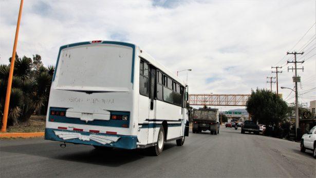 Inician campaña para brindar mejor servicio en el transporte público