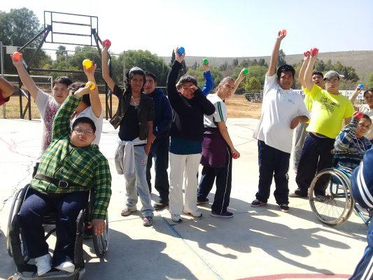 Conferencia en UASLP sobre la inclusión de personas con discapacidad